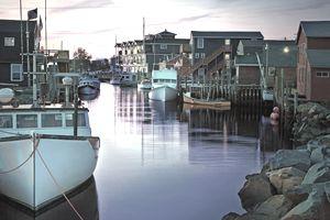 Fisherman's Cove, Nova Scotia