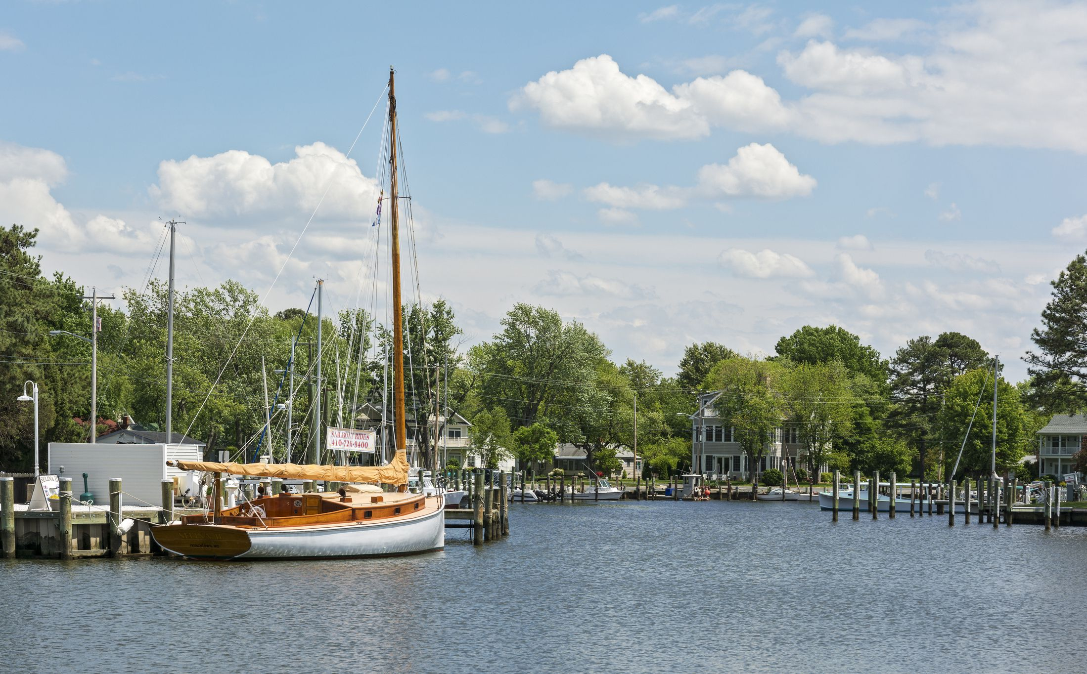 exploring the cities and towns along the chesapeake bay