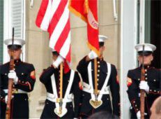 Marine Corps Security Guards