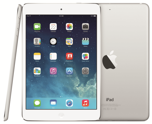The iPad Mini 2