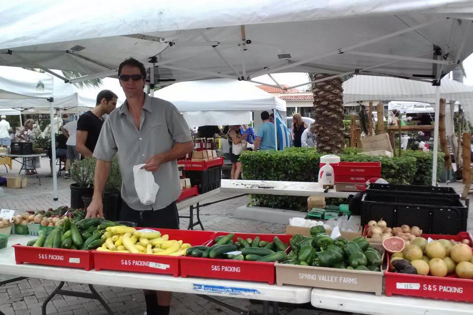 10 fort lauderdale farmers markets for Fish market boca raton