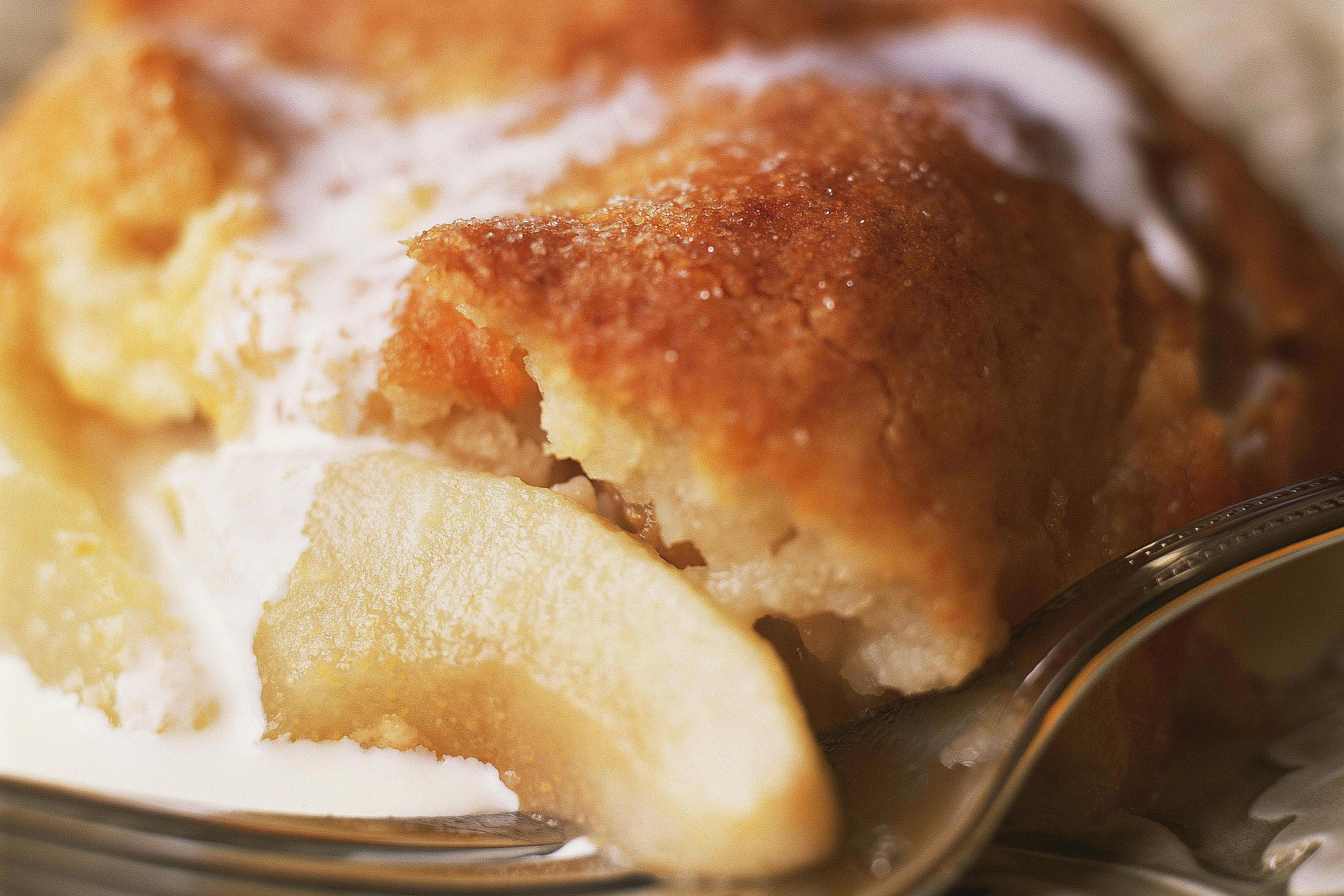 Pear Cobbler With Cake Mix