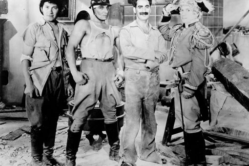 Photo of Marx Bros.