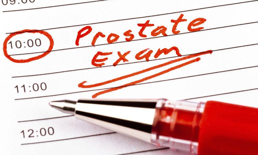 Many men dread having a prostate exam.