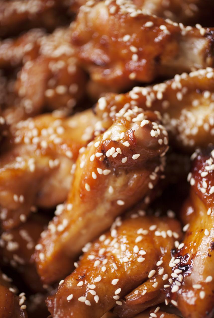 Recipe For Baked Teriyaki Chicken Wings