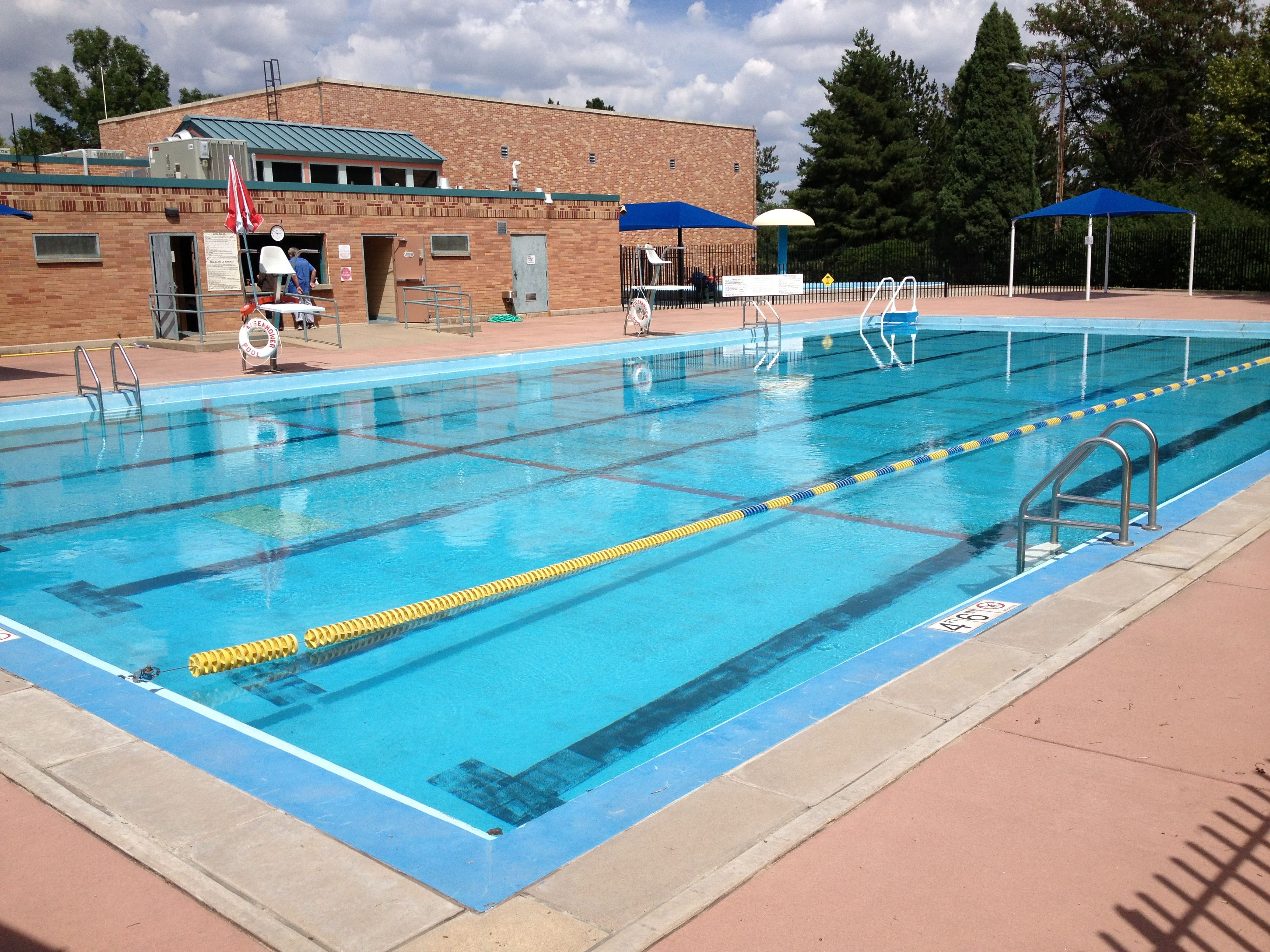 Swimming In Denver Co 16 Public Pools List