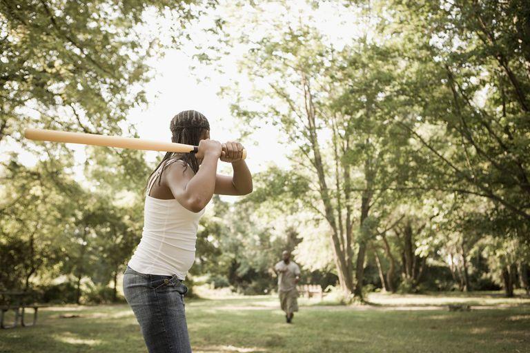 Kinesthesis during baseball