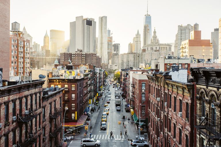 Lower East Side de Manhattan