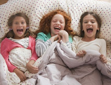 Should Grandparents Get Grandkids Bed