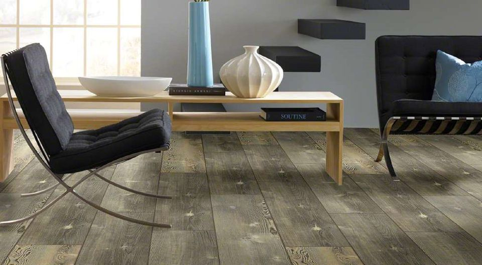 Shaw Floorte Blue Ridge Pine Luxury Vinyl Plank Flooring