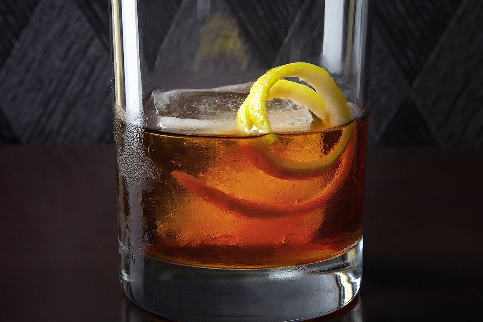 knob creek old fashioned cocktail recipe