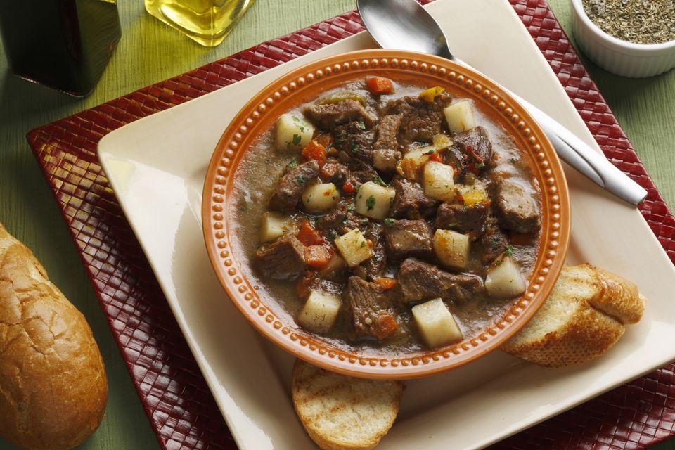 Beef stew