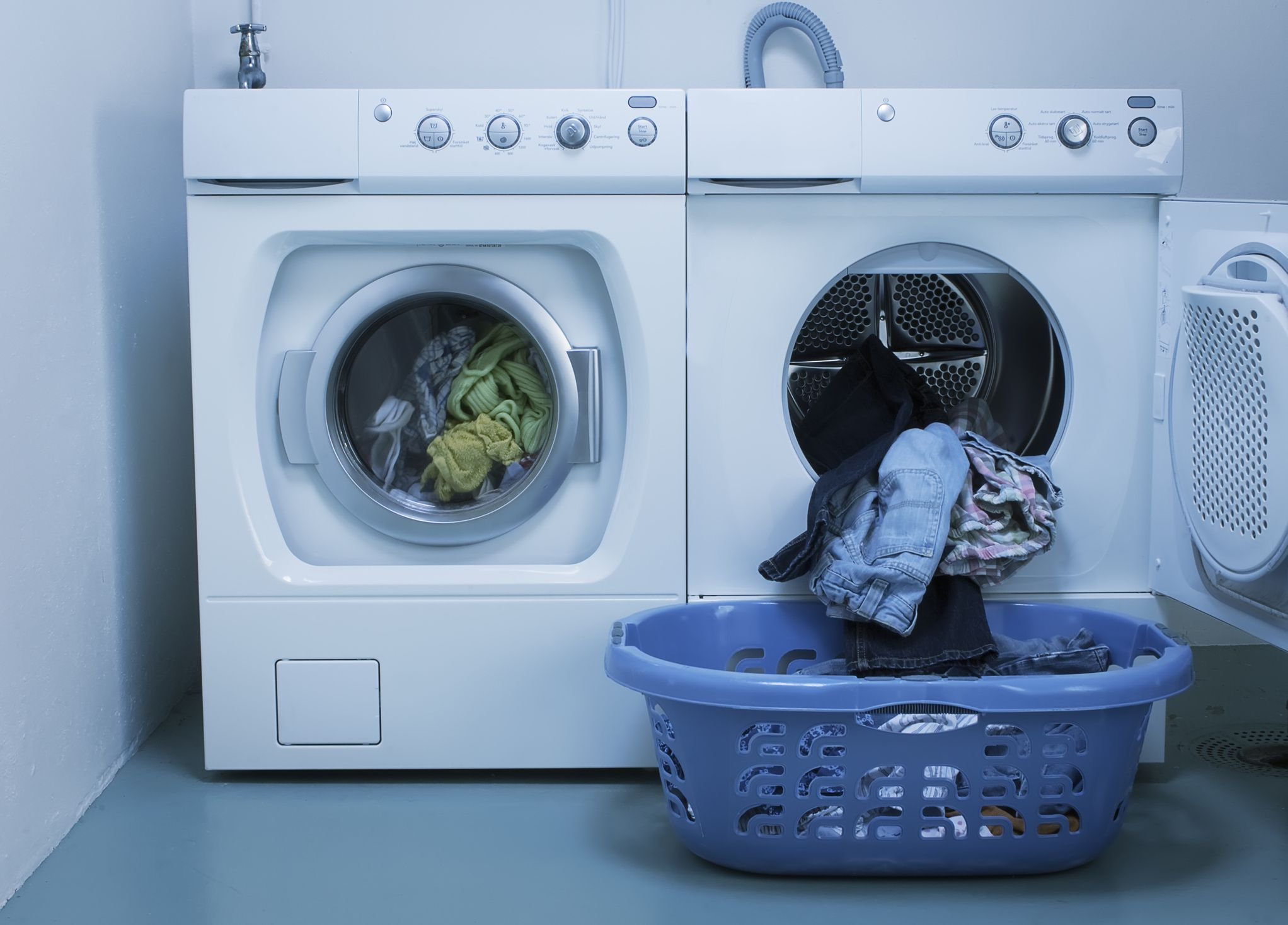 Old Clothes Dryer ~ How to install a new dryer cord