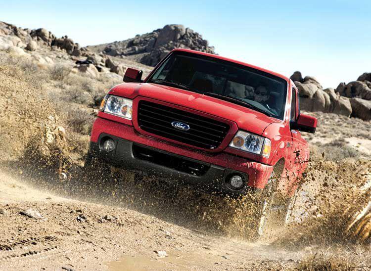 09 Ranger Sport 4x4 Truck