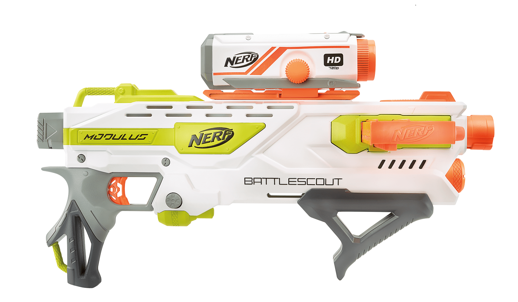 Introducing The Nerf N Strike Modulus Battlescout Ics 10