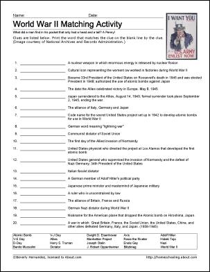 world war 1 summary pdf