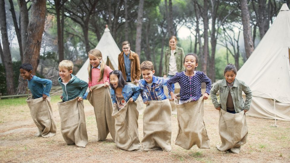 Prepare for the transition from school to summer camp