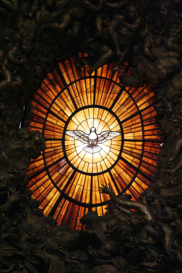 símbolos del Espíritu Santo