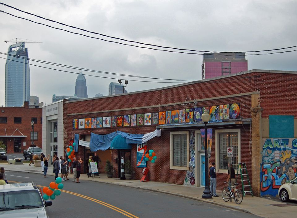 Charlotte's South End