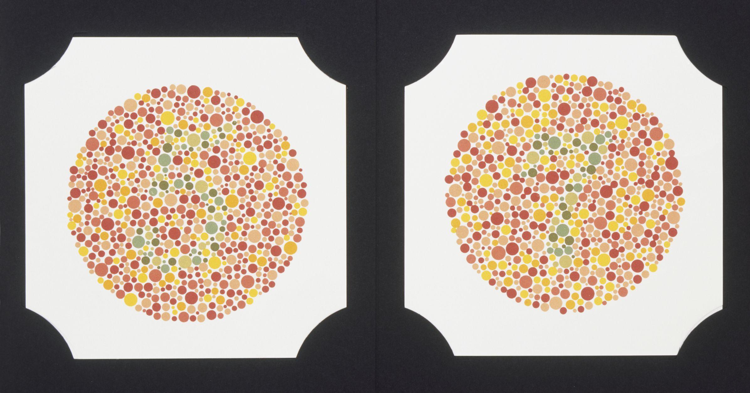 Online color blind test for adults - Color Blindness Test Plates