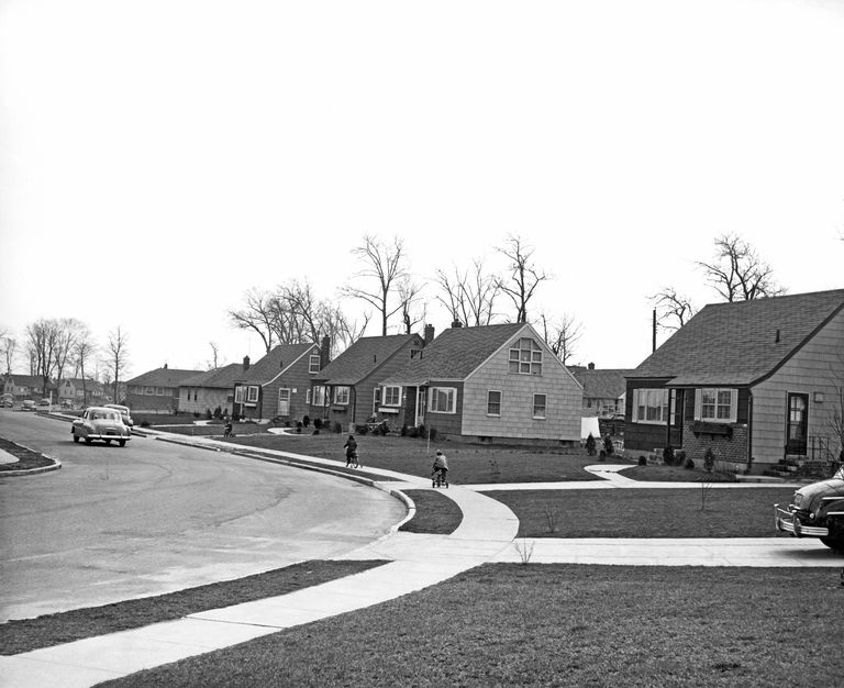 Postwar Housing Development