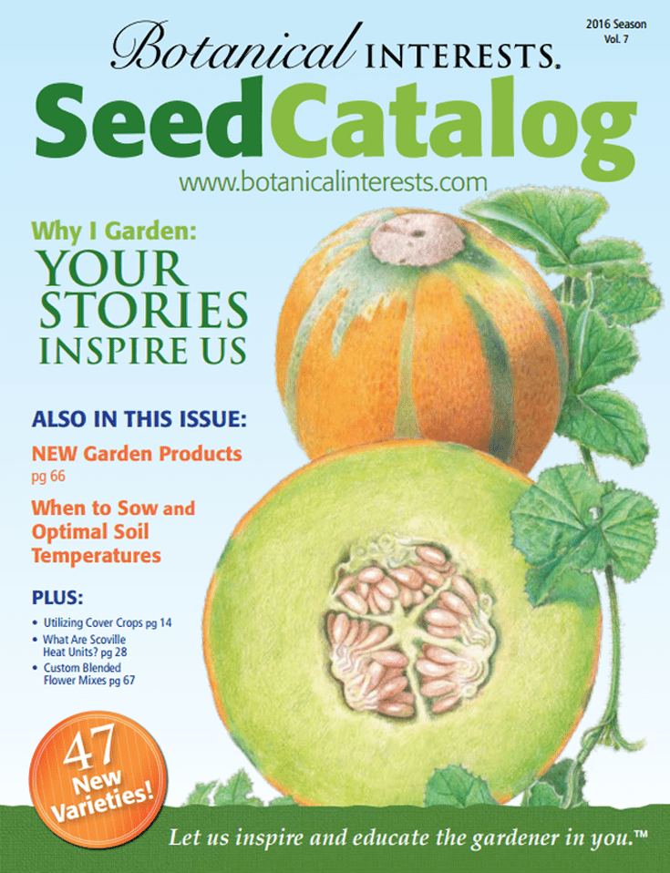 How to Get a Free Seed Catalog From Botanical Interests