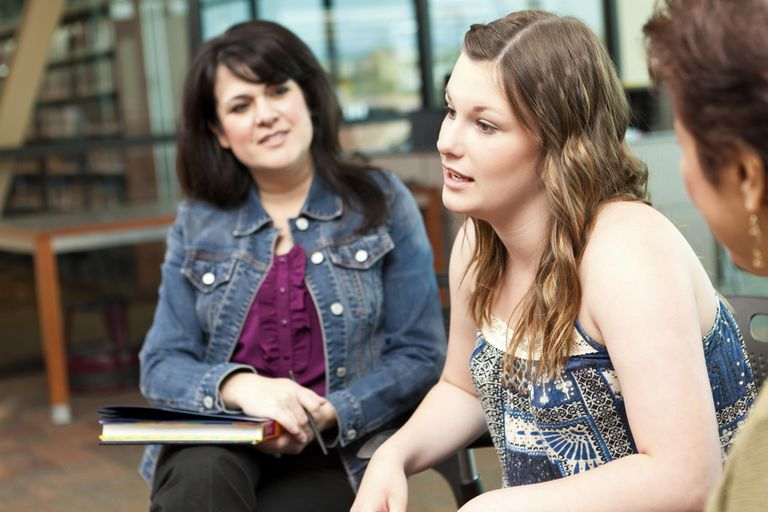 Group homes provide teens with intensive therapeutic treatment.