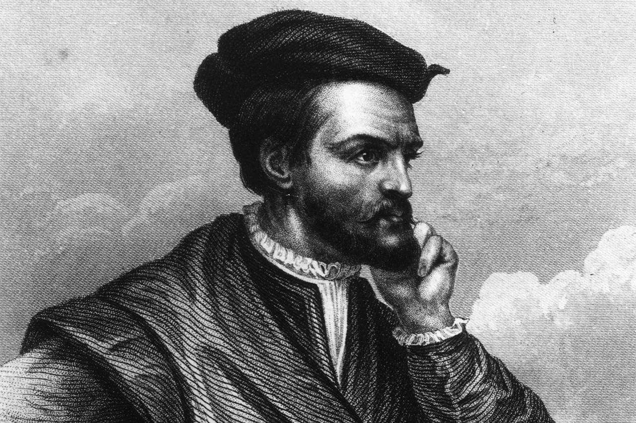 Jacques Cartier, Explorer of Canada | 1280 x 853 jpeg 265kB