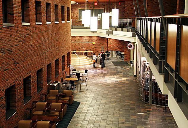 Bethel University Commons Building
