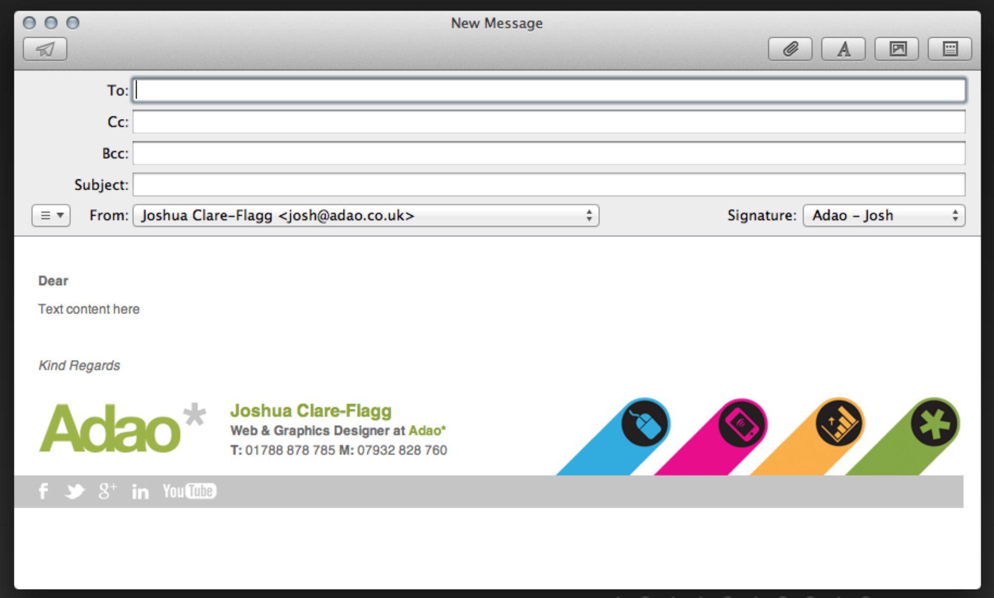 Как сделать красивую электронную подпись