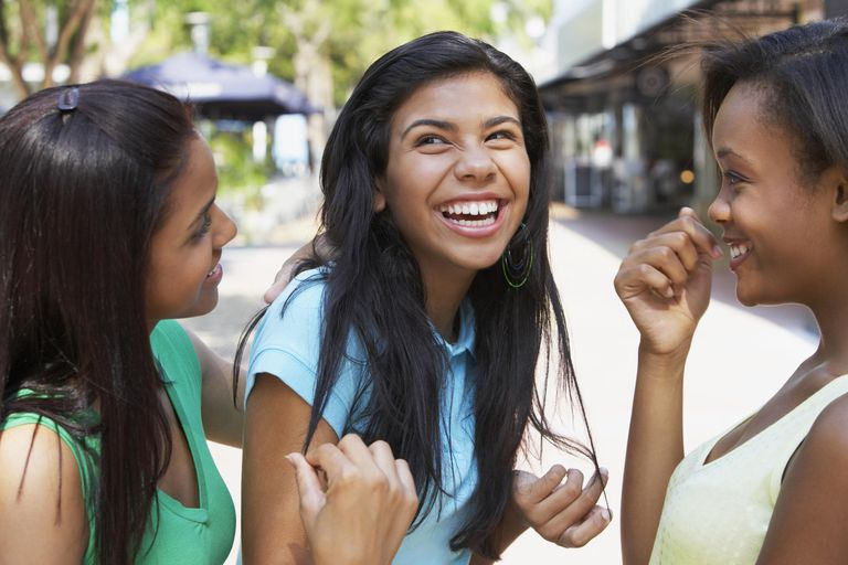 Teen slang can sound like a language of its own.