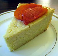 Quesada Asturiana - Cheesecake from Asturias