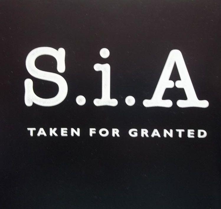 Sia Taken For Granted