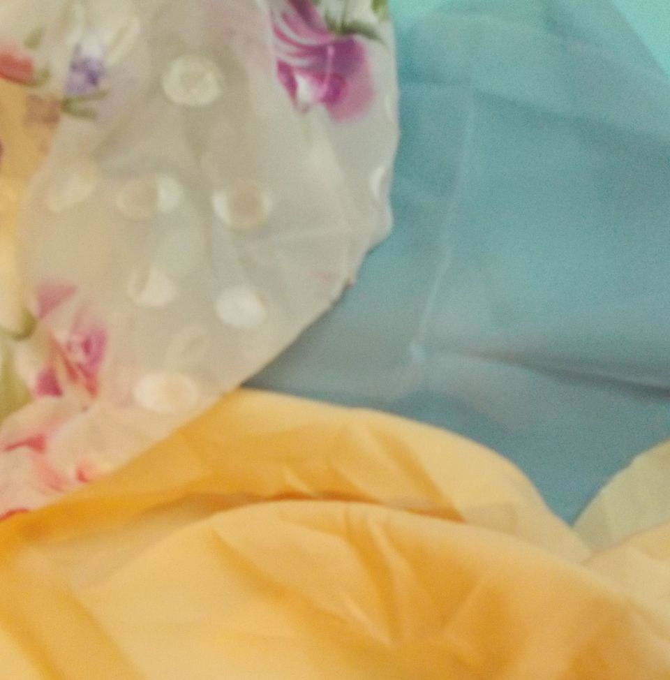 Photo of Chiffon Fabric