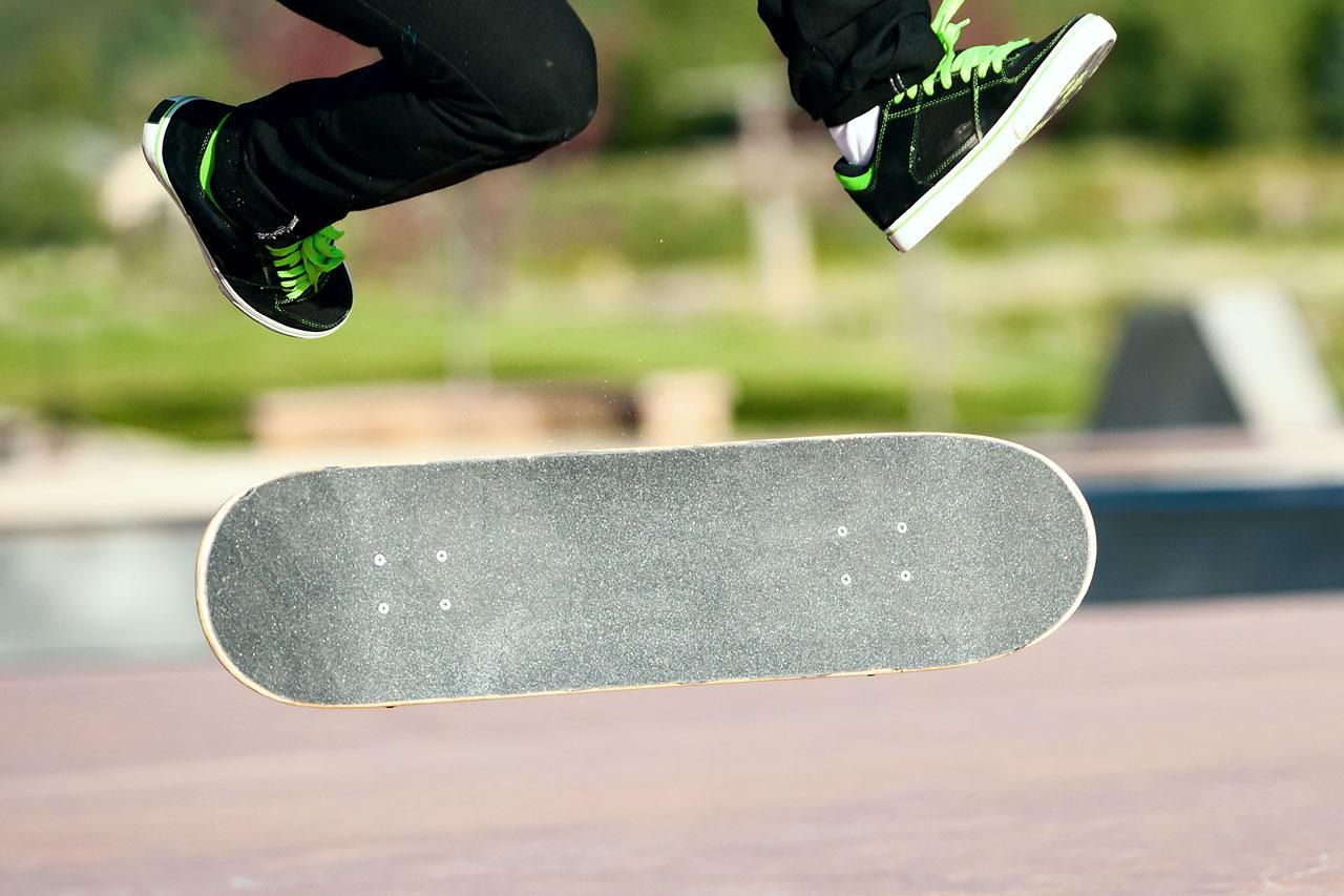 A Beginners' Help Guide for New Skateboarders