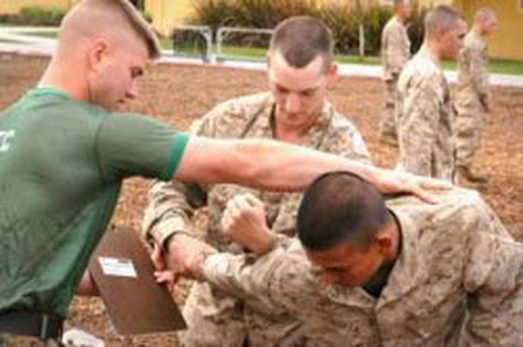 marine corps medic