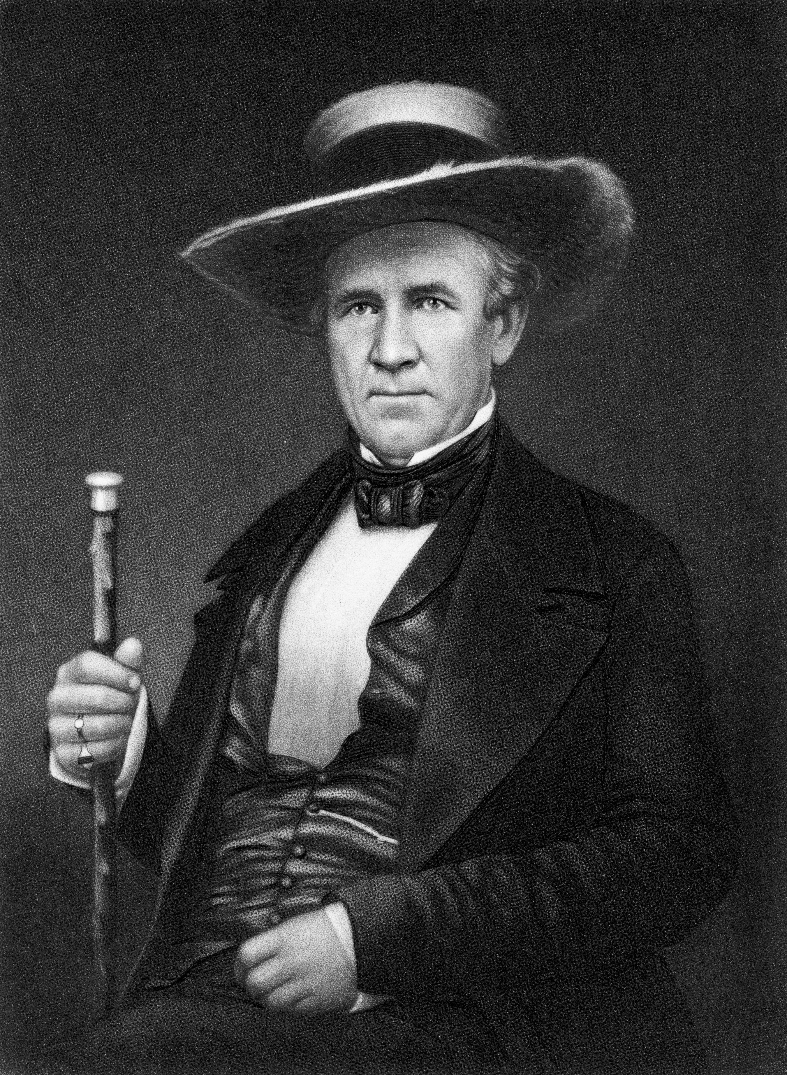 a biography of sam houston an american hero Us history sam houston was a leader who sought practical  solutions to  a texas hero houston tried to start his life over again with.