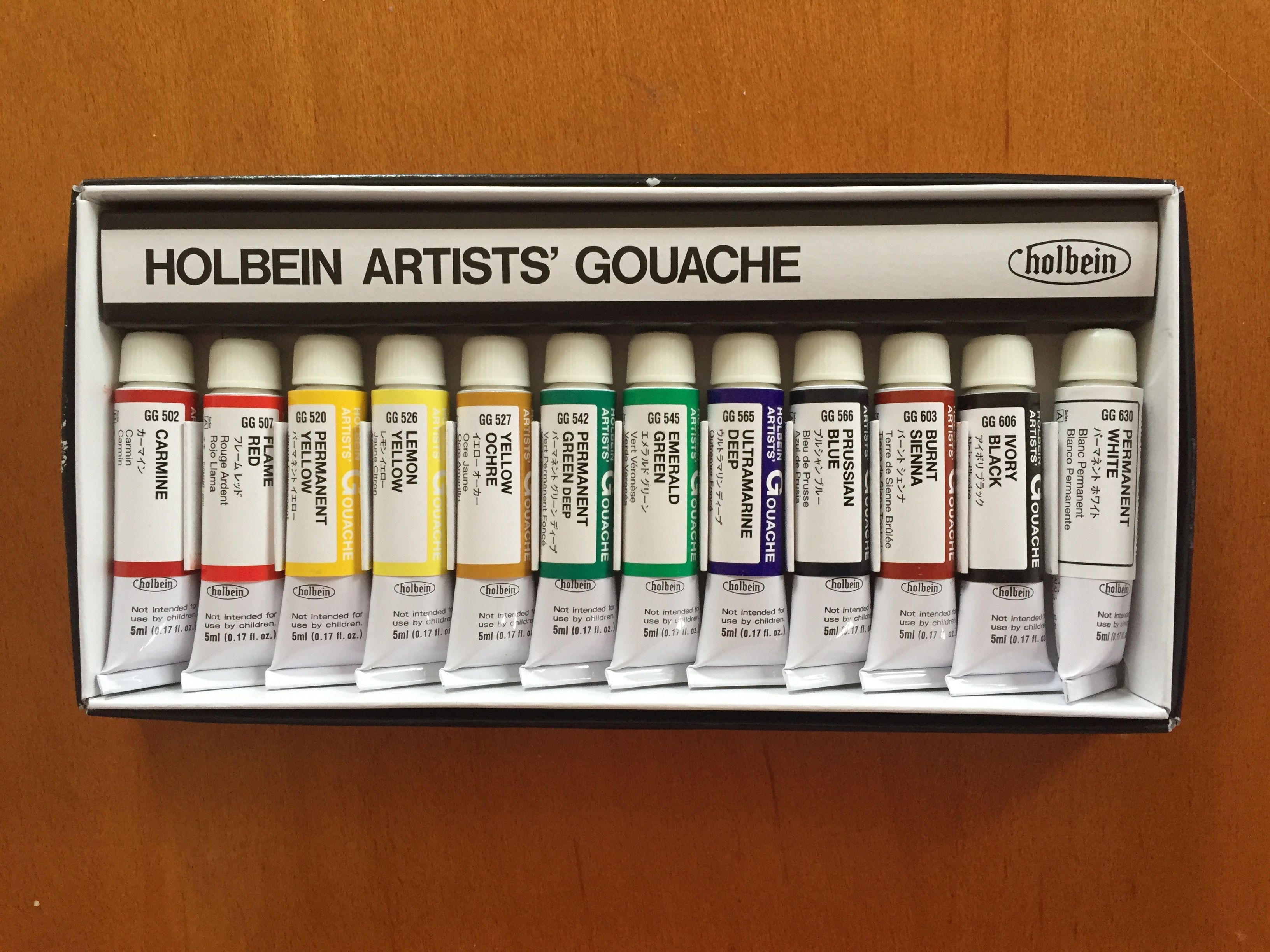 The Characteristics and Versatility of Gouache Paint