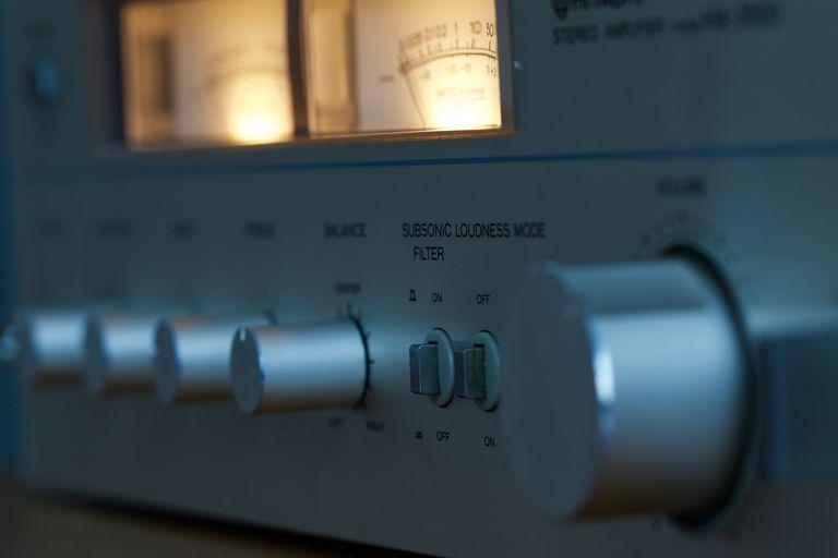 Amplifier bass