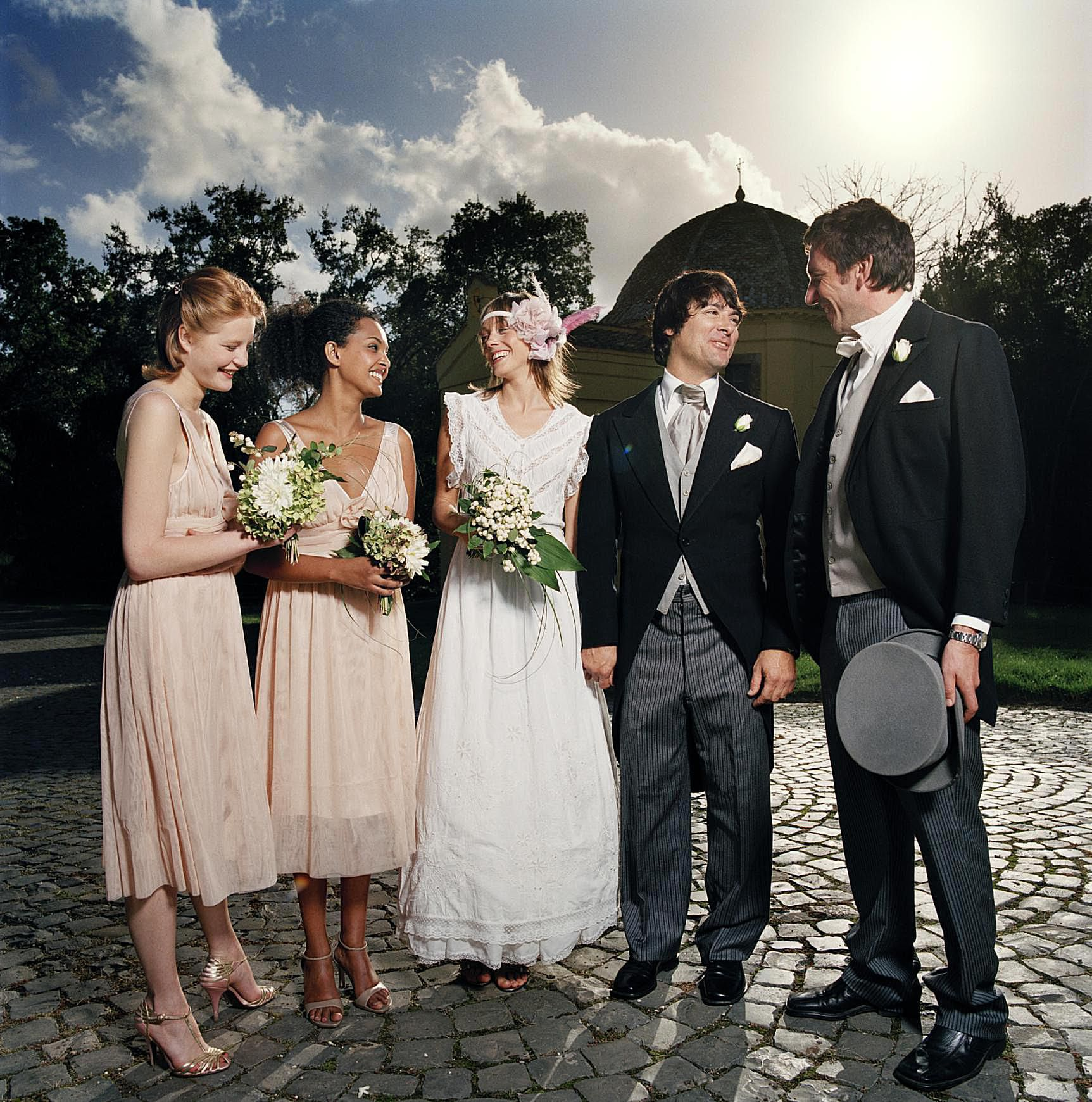 What Is A Wedding Recessional