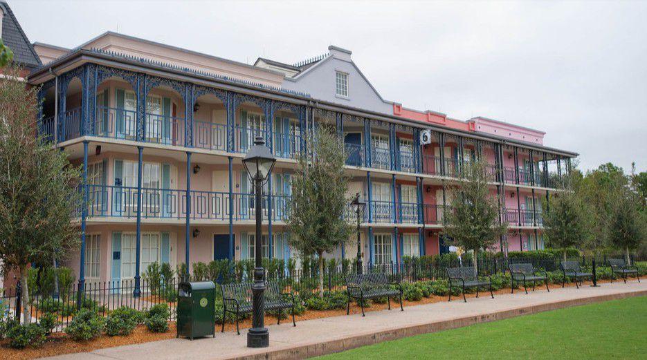 Disney Port Orleans French Quarter Room Rates