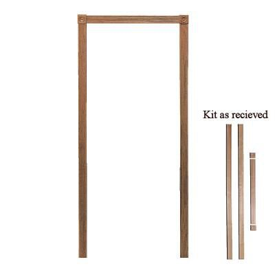 Wood trim and molding description guide for What is the trim around a door called