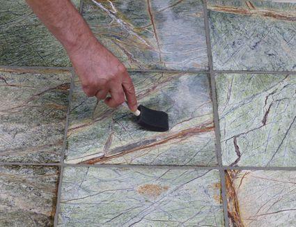 Ceramic Floor Tile Mastic