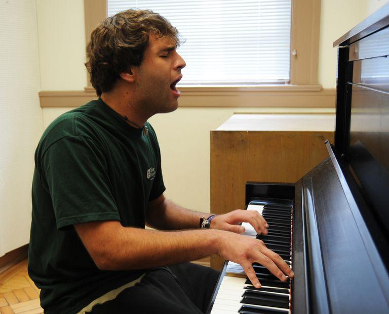 Practicing Voice