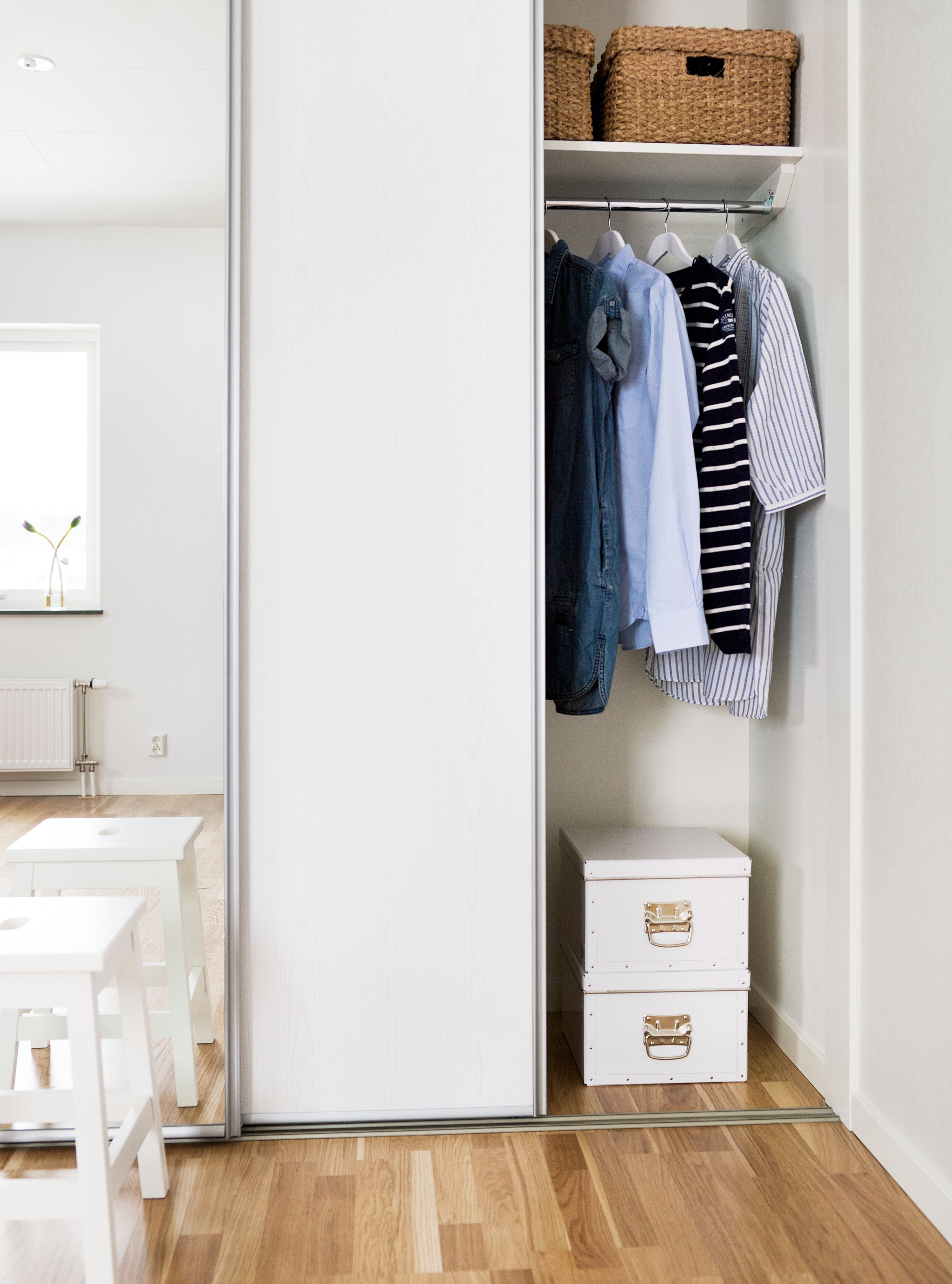 Permalink to Beautiful Small Closet organization Pictures