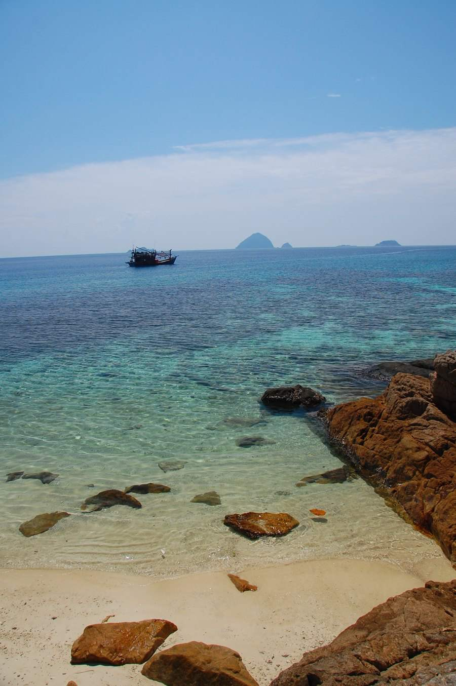 Diving in the Perhentian Islands