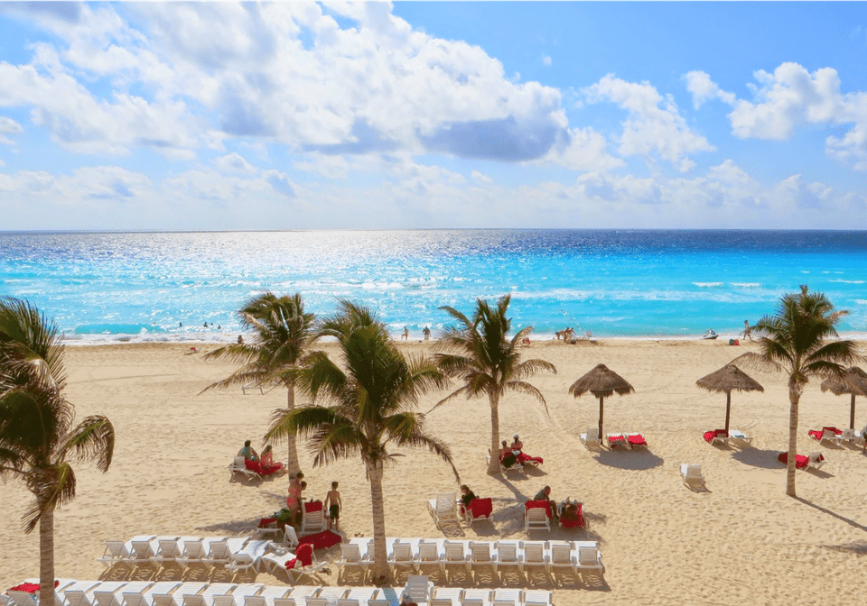 The best vacation spots in mexico for families family beach vacations in cancun mexico sciox Image collections