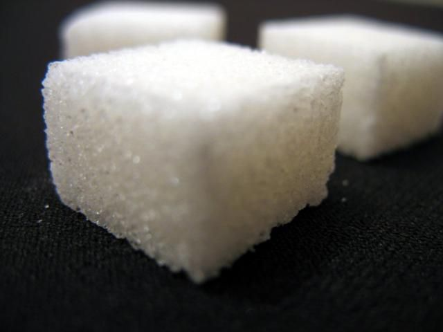 The concentration of sucrose in water may be expressed in terms of molality.