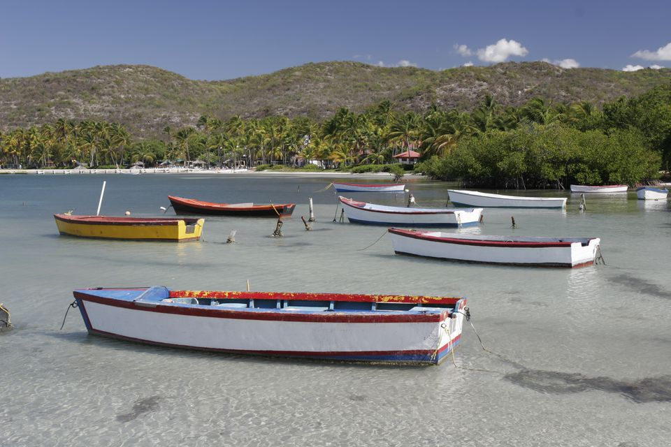 Boats in Guanica
