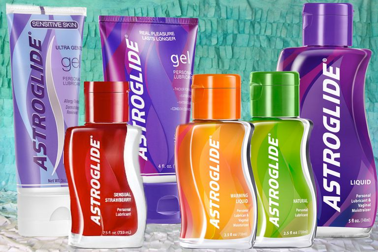 Astroglide Water-Based Lubricant
